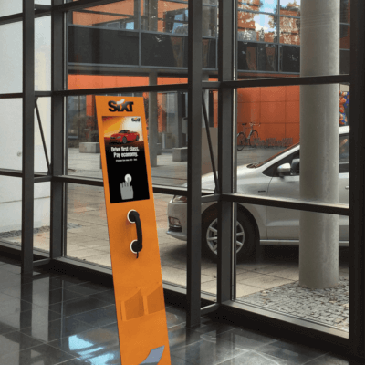 Sixt // Connect